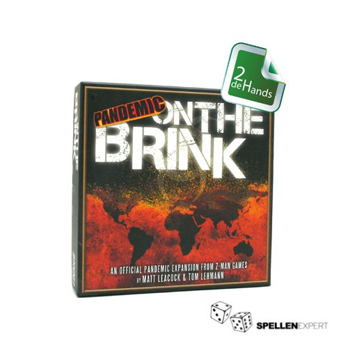 Pandemic on the Brink   Spellen Expert