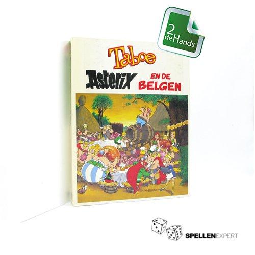 Asterix en de Belgen - Taboe   Spellen Expert