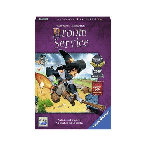 Broom Service | Spellen Expert