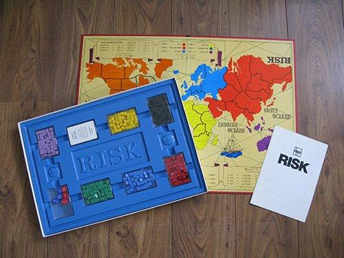 Risk rood - groot | Spellen Expert