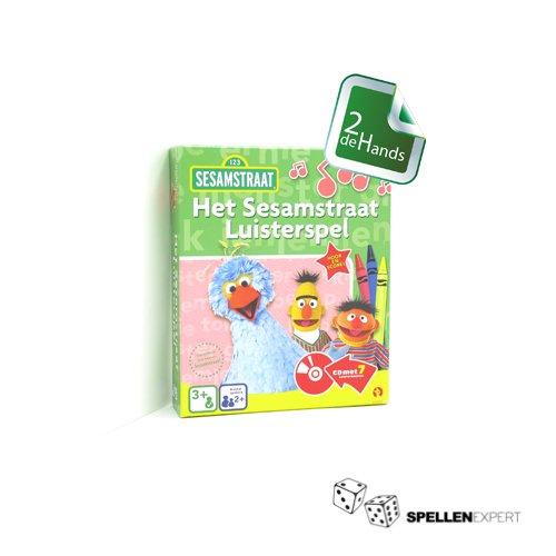 Sesamstraat - Luisterspel   Spellen Expert