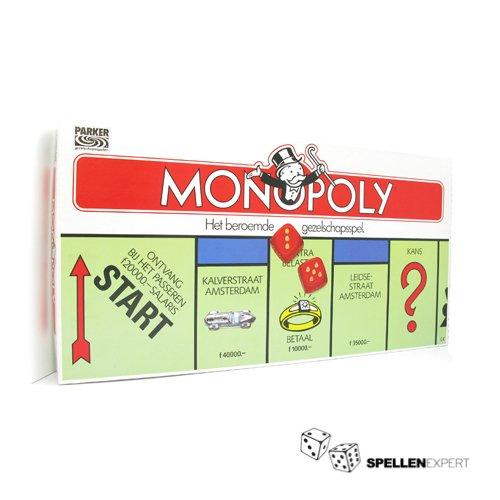 Monopoly 1985   Spellen Expert